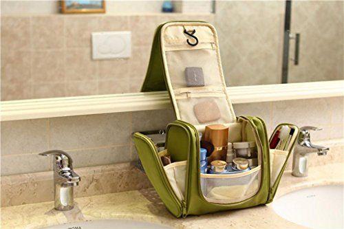 Magictodoor Travel Kit Organizer Bathroom Storage Hanging Cosmetic Bag Toiletry Bag Yf8800 (Green) Magictodoor http://www.amazon.com/dp/B00S2U12LQ/ref=cm_sw_r_pi_dp_SWyhvb133V7X7