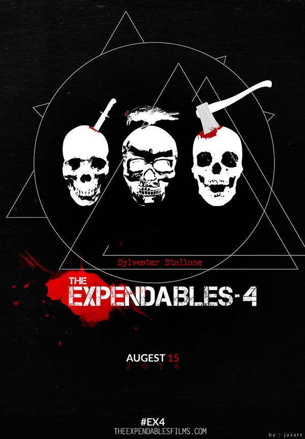 The Expendables-4 #movieposter #poster #expendable #jazart #baagi #punjab