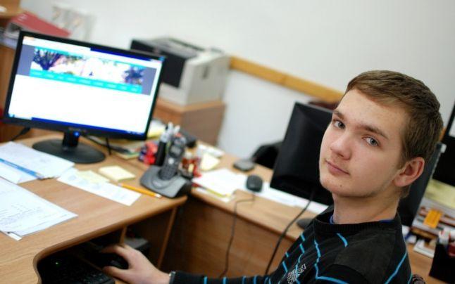 Radu, adolescentul genial. La 15 ani, a adus României o medalie la Olimpiada Internaţională de Astronomie, iar din clasa a III-a excelează la informatică