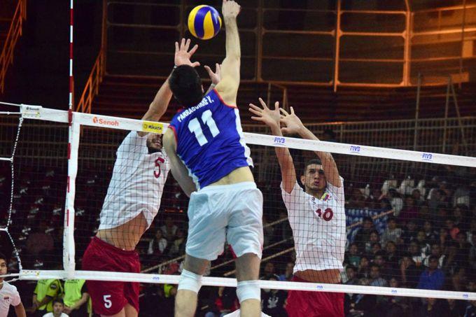 Venezuela no pudo con Chile en Premundial de Voleibol #Deportes #Ultimas_Noticias