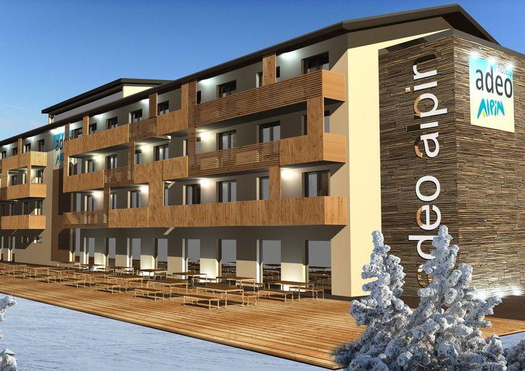 14 besten schnee bilder auf pinterest schnee ferienhaus for Design hotel skifahren