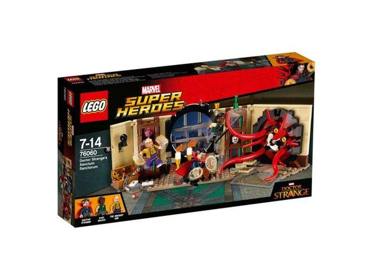 LEGO Marvel Doctor Strange's Sanctum Sanctorum 76060