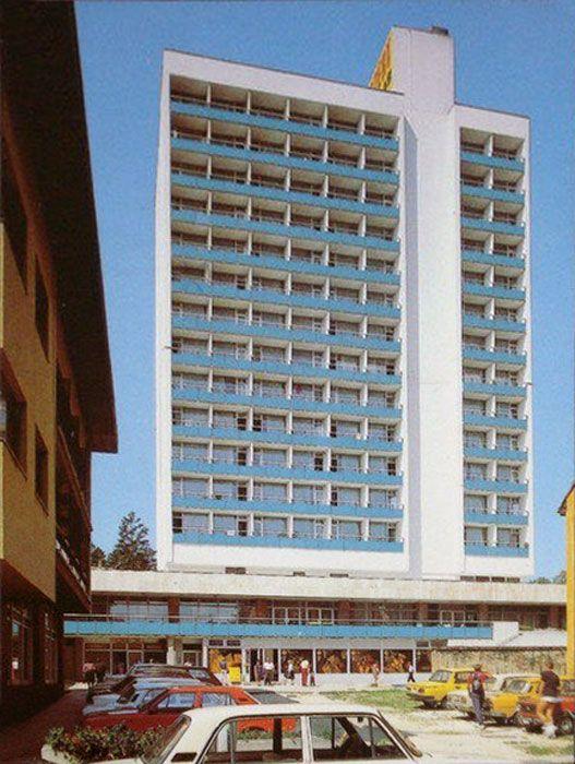 SZOT Louis Saillant Gyógyüdülő, Hotel Panorama, Petőfi Sándor u. 9., 1980 - 1989
