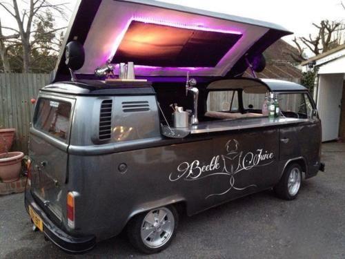 mobile bar!