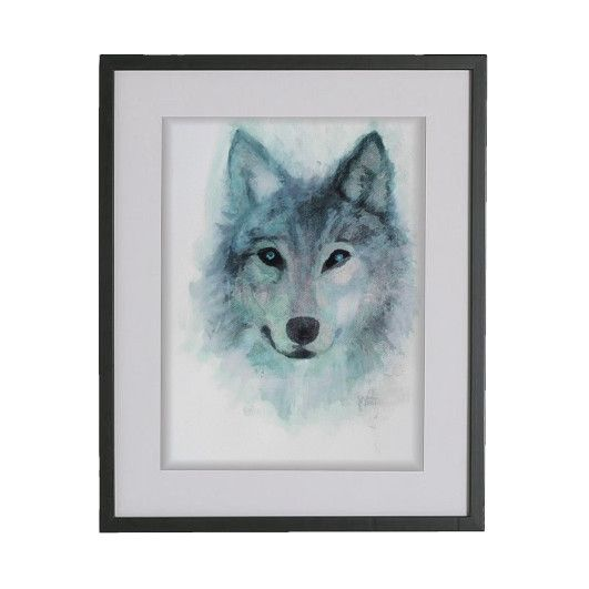 obraz Husky akryl a3 - Dom-Mal - Obrazy akrylowe