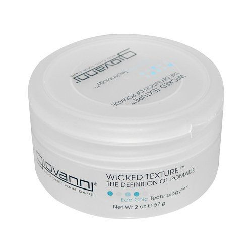 Giovanni Hair Care with Certified Organic Botanicals Wicked Wax Styling Pomade 2 oz. Styling Aids 221088 - http://essential-organic.com/giovanni-hair-care-with-certified-organic-botanicals-wicked-wax-styling-pomade-2-oz-styling-aids-221088/