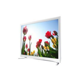 Buy Samsung UE22H5610 22 Inch Smart WiFi Built In Full HD 1080p LED TV with Freeview HD – White from our 3D TVs range - Tesco