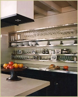 Restaurant Kitchen Metal Shelves 16 best open kitchen (deux) images on pinterest | restaurant