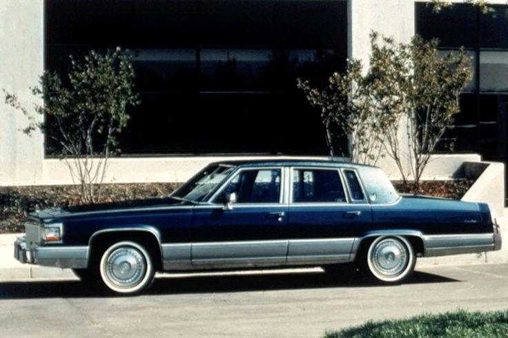 1990 Cadillac Fleetwood Brougham