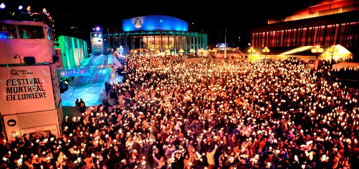 There's just so much to do--Montréal Winter Festivals