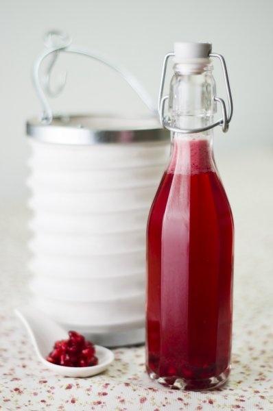 Granatapfel-Zitrus-Limonade by flavourshooting http://flavourshooting.blog.com/drinks/