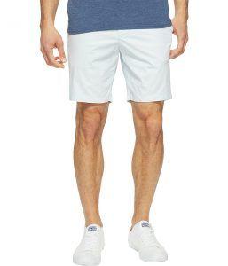 Original Penguin P55 8 Basic Shorts with Stretch (Ballad Blue) Men's Shorts