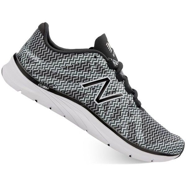 New Balance 811 v2 Trainer Cush+ Women's Cross Training Shoes (£58) ❤ liked on Polyvore featuring shoes, athletic shoes, silver, new balance, crosstraining shoes, mesh athletic shoes, synthetic shoes and cross training shoes
