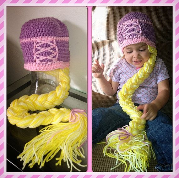 Made to ORDER Princess Rapunzel Inspired by MorganBrynDesigns