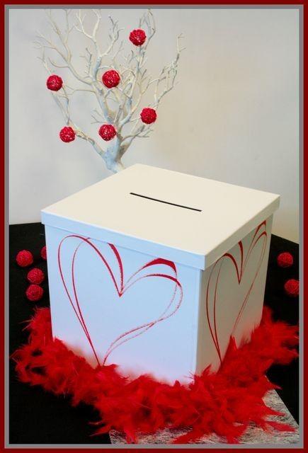 décoration boite