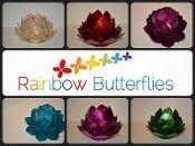 I Love these lotus tea lights