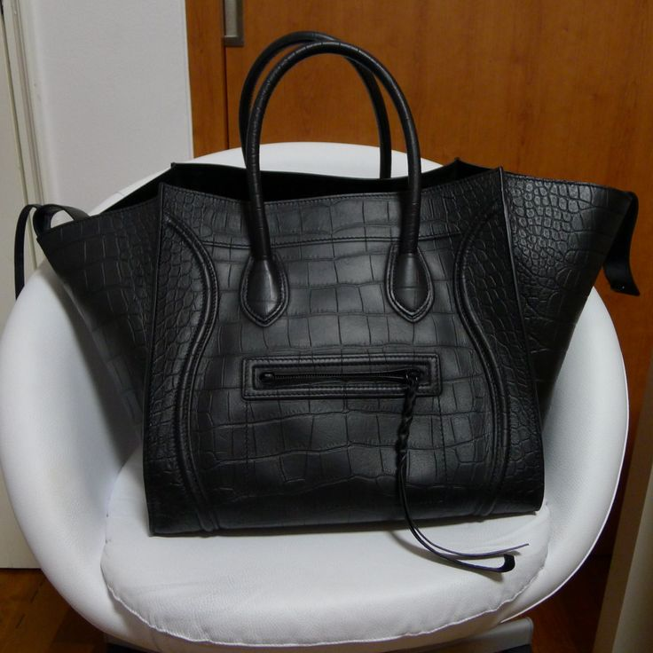 166215d1311094006-brand-new-celine-large-luggage-phantom-black ...