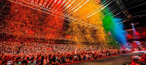 2016 Coldplay Amsterdam ArenA-