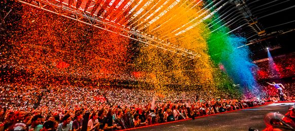 2016 Coldplay Amsterdam ArenA-