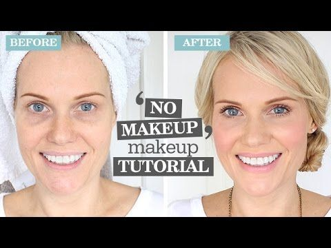 'NO MAKEUP' Makeup Tutorial! | Beauty and the Boutique