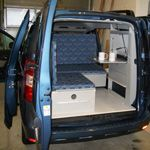 c tech campingvan minicamper dacia dokker camper. Black Bedroom Furniture Sets. Home Design Ideas