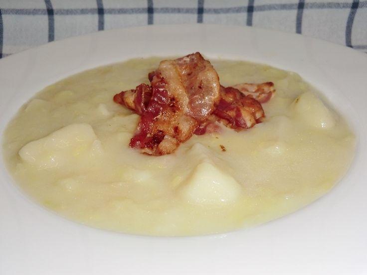Kelkáposzta főzelék recept