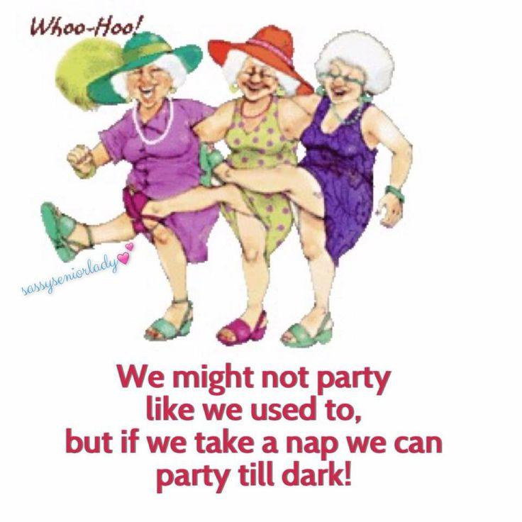 party till dark