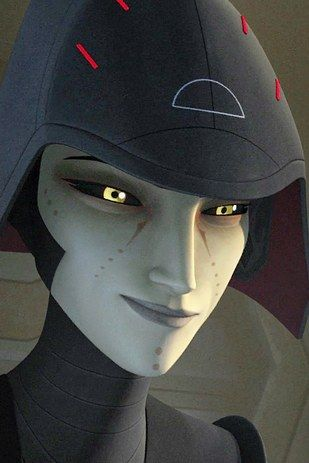 """But it seems she won't be joining the Jedi ranks. Her character, the Seventh Sister Inquisitor, is a cunning and crafty villain.   Sarah Michelle Gellar Reveals Her Mysterious New """"Star Wars Rebels"""" Role"""