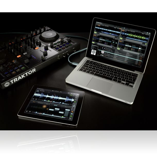 Traktor : Dj Software : Traktor Dj | Products