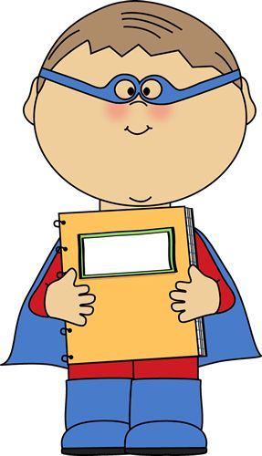 This page has free super hero classroom clipart - not necessarily my favorite, but it's free and diverse!
