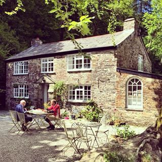 The Woods Café, Cardinham Woods, Bodmin 17 Breathtaking Places To Eat In Cornwall