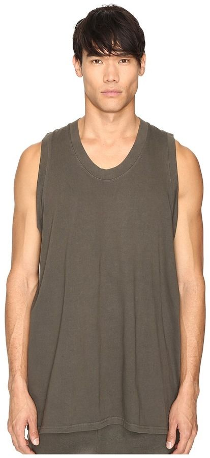 adidas Originals by Kanye West YEEZY SEASON 1 Jersey Tank Top