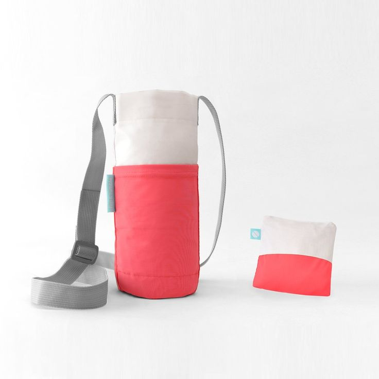 water bottle bag – flip & tumble $14