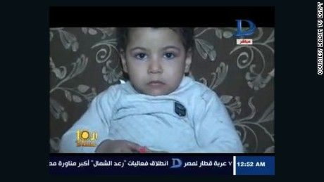 Egyptian toddler's sentence of life in prison was a mistake, officials say, and neither the boy nor his father will be arrested.