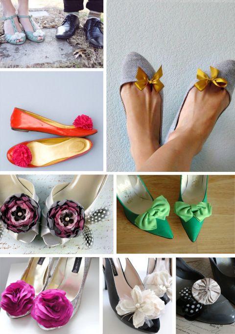 shoe clips/ for Alyssa>bows