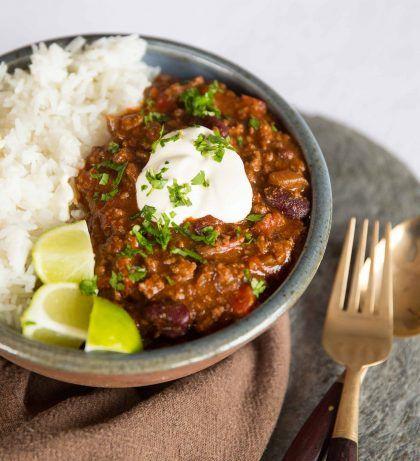 Best Chilli Con Carne Recipe