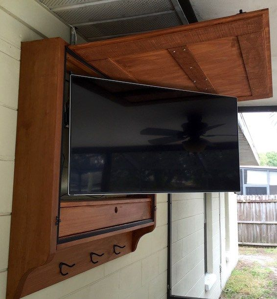 The 25+ best Outdoor tv cabinets ideas on Pinterest ...