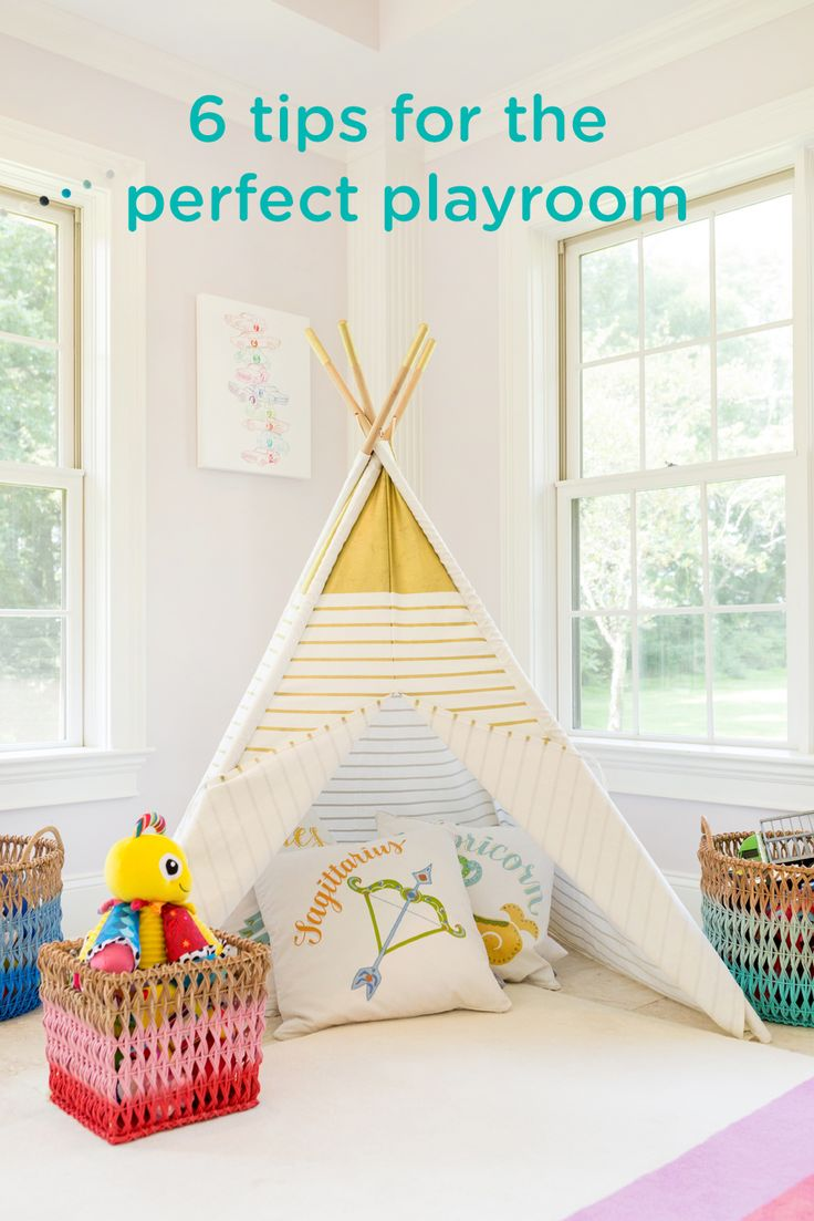 How to create the perfect playroom craft corner reading for Creating a playroom