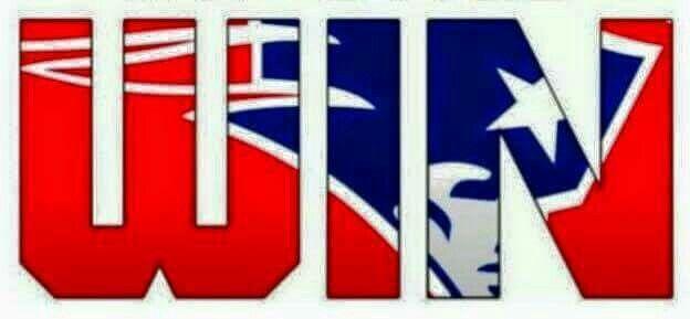 WIN Patriots!!!!