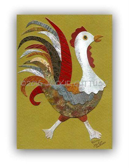Kitchen Chicken Decor