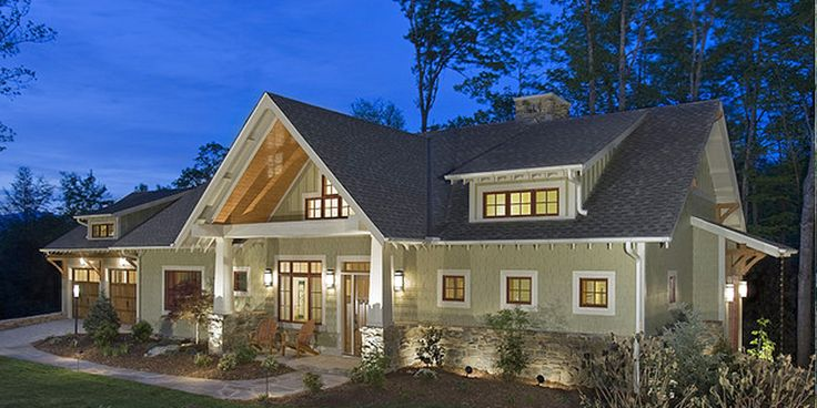 Ranch Home Exteriors