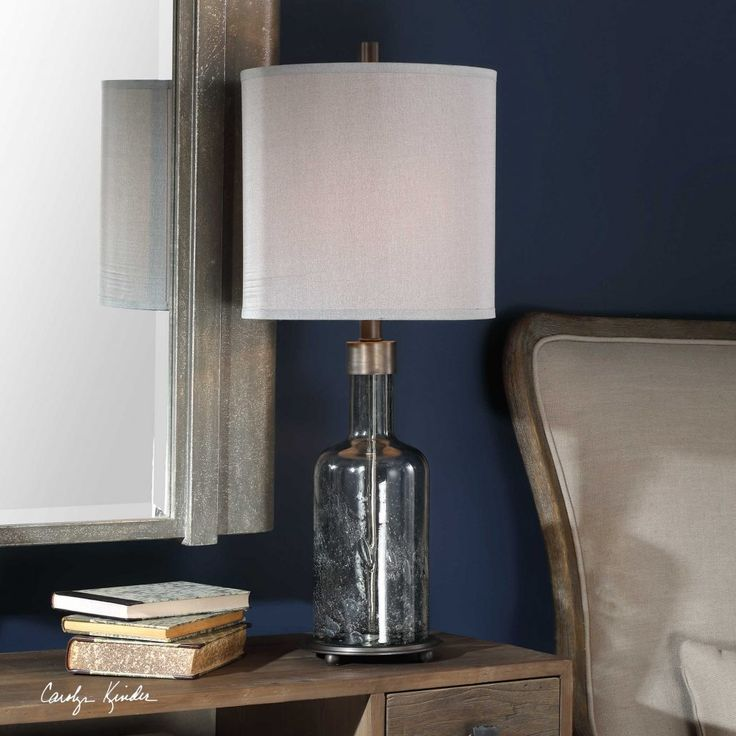 Latera glass industrial lamp