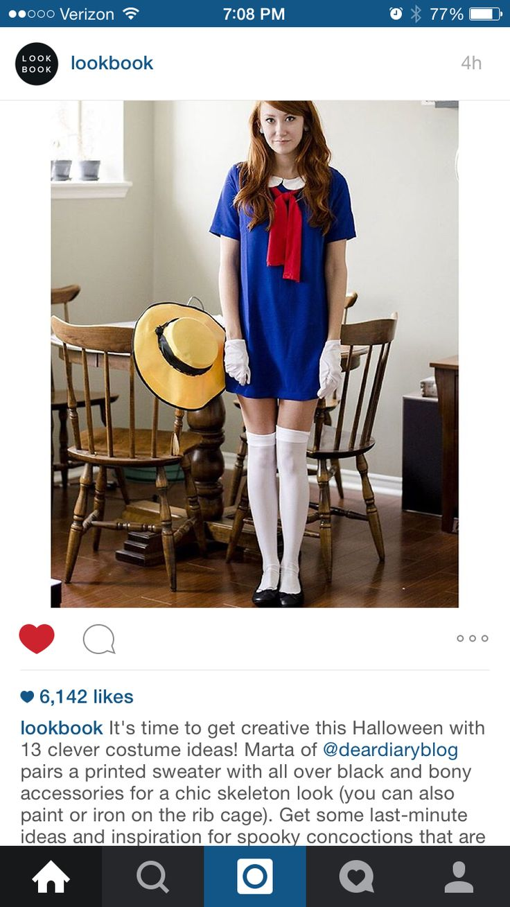 Madeline costume                                                                                                                                                                                 More