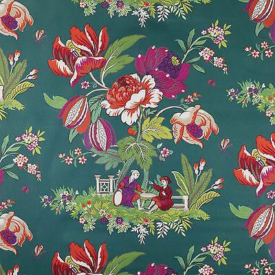 Manuel Canovas Parfum d'ete Colefax and Fowler curtain fabric