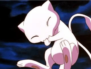 Mew. My favorite Pokemo