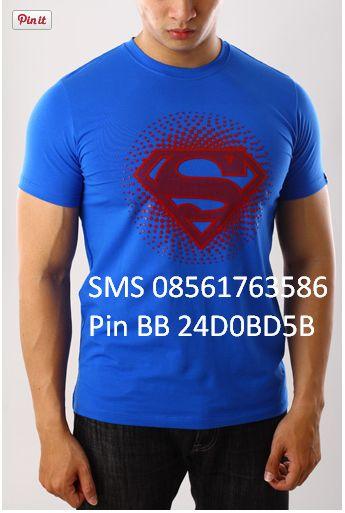 [On Sale] KAOS SUPERMAN ORIGINAL Kode TO SUPERMAN 4 Size M,L only @250RB