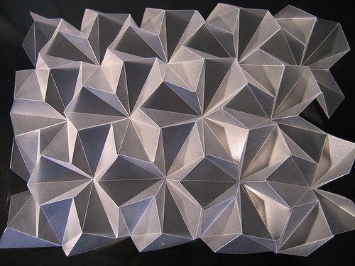 folded frosted polypropylene 200 micron by polyscene, via Flickr