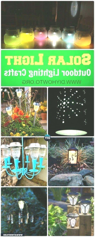 Diy Solar Light Craft Ideas For Home And Garden Lighting Diy Solar Light Craft New Atlantikideas In 2020 Solar Lights Garden Solar Lights Diy Garden Lighting Diy