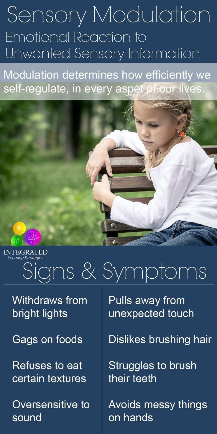 Sensory Modulation: Your Child's Extreme Emotional Reaction to Unwanted Sensory Information | ilslearningcorner.com