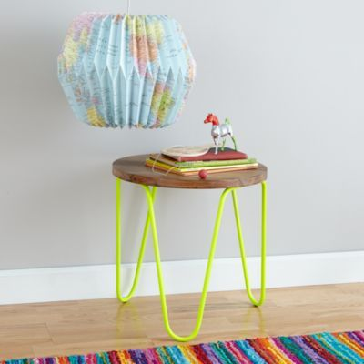 Neon Nightstand (Neon Yellow)  | The Land of Nod